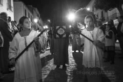 04/2017: Espagne, Andalousie, Baeza -Proceesions de la semaine sainte