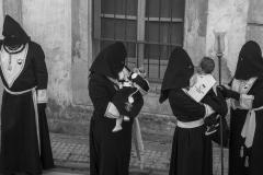 09/04/2017: Espagne Ubeda: Procession de la semaine sainte