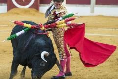 """Ubeda/ Feria de San Miguel Julian Lopez Escobar """"El Juli"""""""