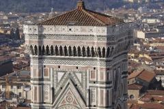 "Fevrier 2008 - Italie/Florence: Cathedrale Santa Maria del Flore ou Duomo et le ""Campanile de Giotto"""