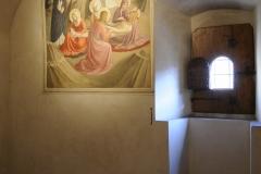 Fevrier 2008 - Italie/Florence: Couvent de San Marco où vécut Fra Angelico