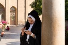 Shiraz, Mausolée de Hafez