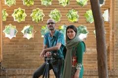 Shiraz, Mausolée de Hafez Oshin et Sahar