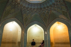 Shiraz-Tomb of Saadi