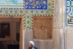 Ispahan - mosquée du Shah