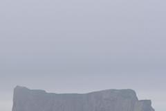 Gaspésie - Ile Bonaventure en face de Percé