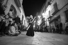 04/2017: Espagne, Andalousie, Ubeda -Proceesions de la semaine sainte