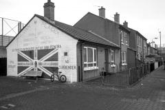 05/2016: Irlande du Nord (Ulster)- Belfast East Belfast, quartier de Newtowmards