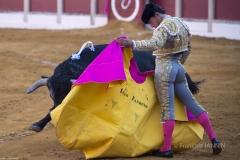 Ubeda/ Feria de San Miguel 2016: (Dimanche 02/10) Ivan Fandiño