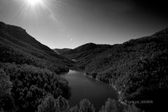 10/11/2015: Espagne-Andalousie - Sierra de Sagura - Le Rio Segura vers La Toba