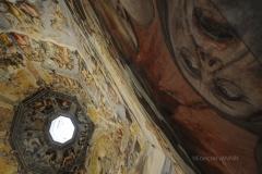 Fevrier 2008 - Italie/Florence: Cathedrale Santa Maria del Flore - l'interieur du Duomo de Brunelleschi