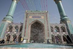 Téhéran, mosquée Emamzadeh Saleh