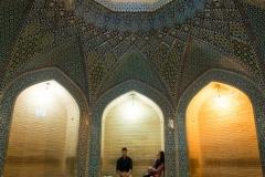 Shiraz-Tomb of Saadi