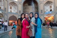 Ispahan - place Naqsh-e Jahan